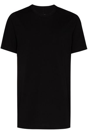 Rick Owens Men Short Sleeve - Classic short-sleeve T-shirt