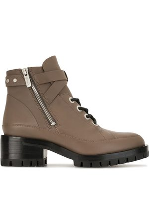 3.1 Phillip Lim HAYETT - 50MM LACE UP BOOT