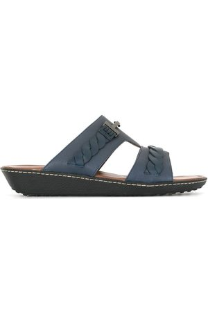 Tod's Slip-on leather sandals