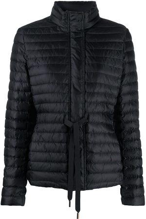 Michael Kors Women Puffer Jackets - Drawstring-waist padded jacket