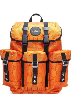 Gucci Rucksacks - Off The Grid GG multi-pocket backpack