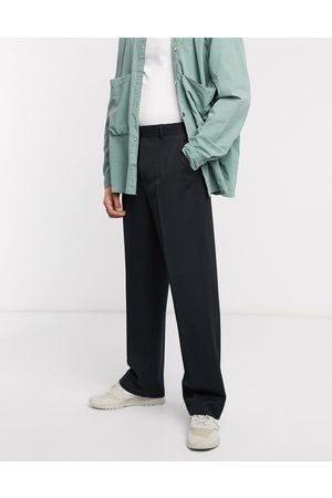 ASOS Wide leg smart pants in