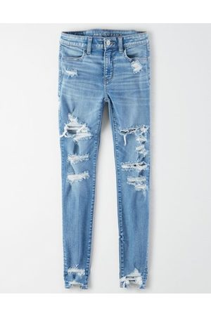 American Eagle Outfitters Ne(x)t Level High-Waisted Jegging Women's 2 Regular
