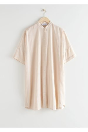 & OTHER STORIES Oversized Shirt Dress