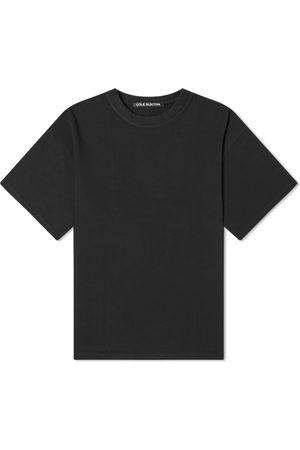 Cole Buxton Men T-shirts - Script Logo Tee