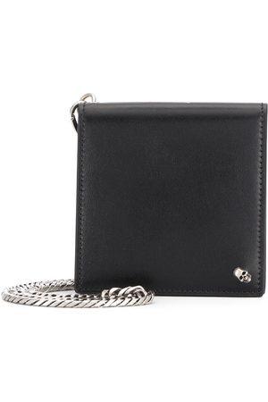 Alexander McQueen Men Wallets - Chain detail wallet