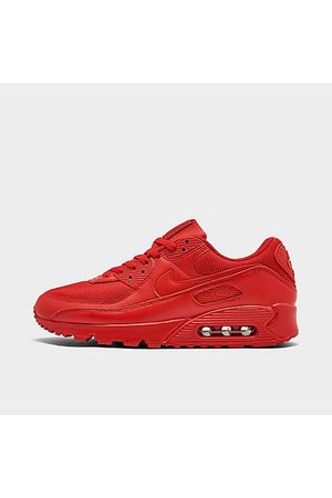 Nike Men's Air Max 90 Casual Shoes in Size 8.0 Leather