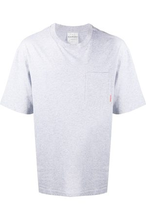 Acne Studios Chest pocket T-shirt - Grey