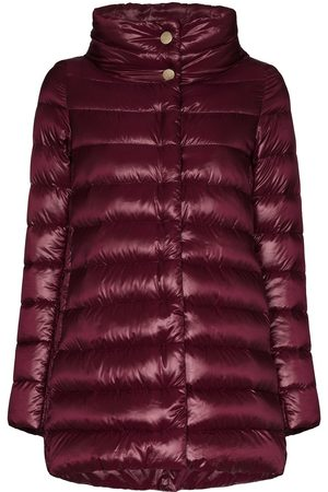 Herno Women Ski Suits - Amelia quilted puffer jacket