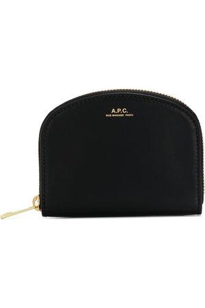 A.P.C Zip around purse