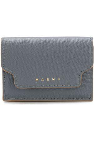 Marni Tri-fold wallet - Grey