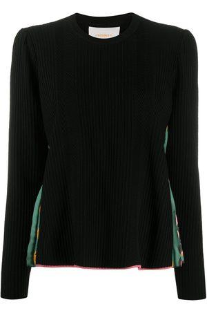 La DoubleJ Layered sweatshirt
