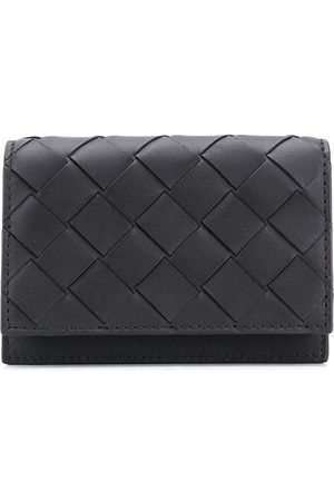 Bottega Veneta Intrecciato folding wallet