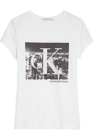 Calvin Klein Photo Print Slim