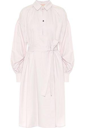 Roksanda Simina cotton-poplin shirt dress
