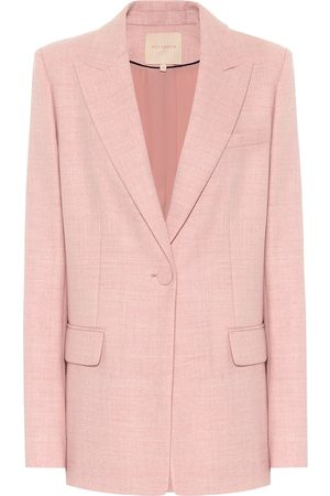 Roksanda Antalya wool-flannel blazer
