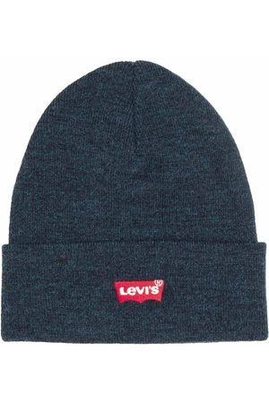 Levi's Red Batwing Embroidered Slouchy