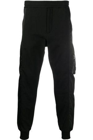 Alexander McQueen Cotton track pants
