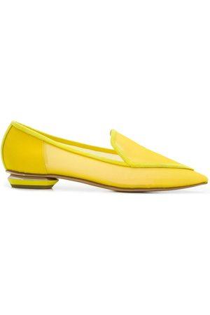 Nicholas Kirkwood Beya mesh 18mm loafers