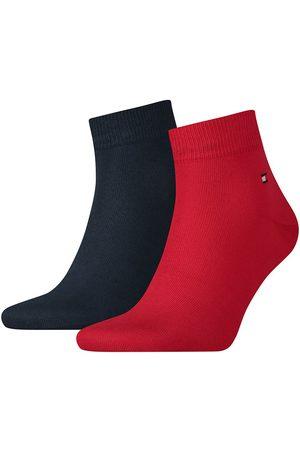 Tommy Hilfiger Men Socks - Quarter 2 Pack