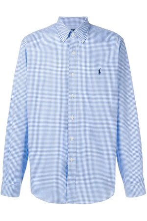 Polo Ralph Lauren Vichy button shirt