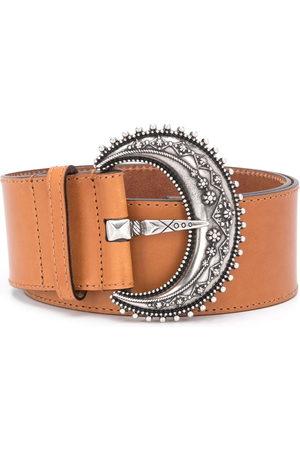 ETRO Women Belts - Wide buckle belt