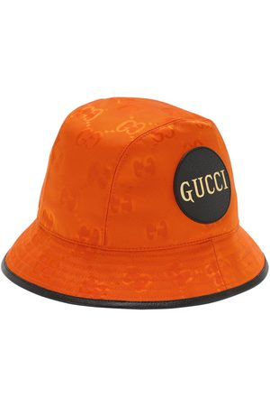 Gucci Off The Grid Gg Econyl Bucket Hat