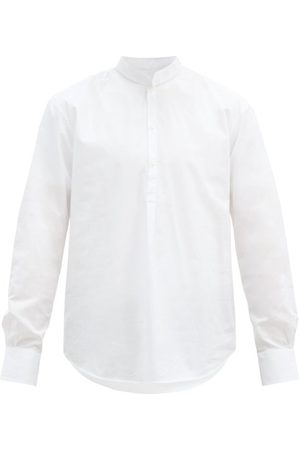 Bourrienne Paris X Epicurean Cotton-poplin Shirt - Mens