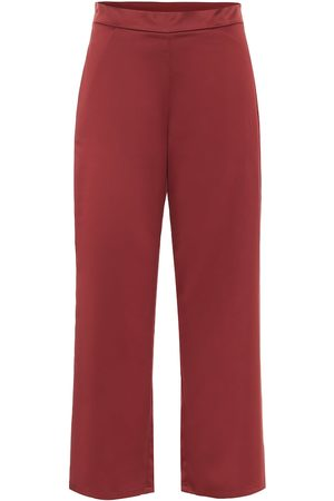 Max Mara Leisure Enfansi high-rise straight pants