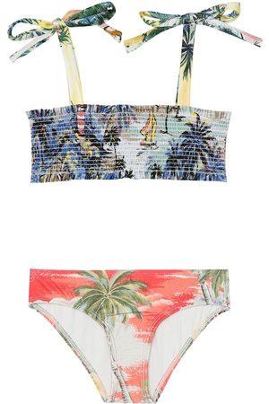 ZIMMERMANN Juliette floral bikini