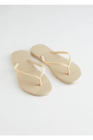 & OTHER STORIES Havaianas Flip Flops