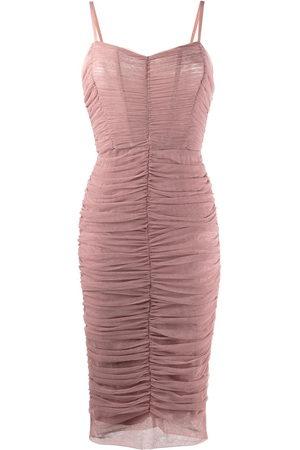 Dolce & Gabbana Draped midi dress