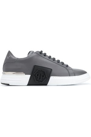 Philipp Plein Phantom Kick$ sneakers - Grey