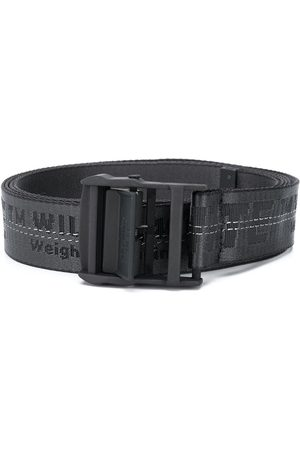 OFF-WHITE Classic Industrial buckle belt