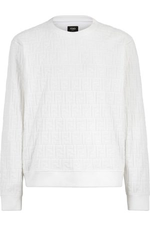 Fendi FF-motif sweatshirt