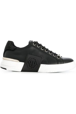 Philipp Plein Embossed logo sneakers