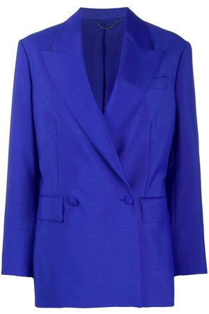 Salvatore Ferragamo G double-breasted blazer
