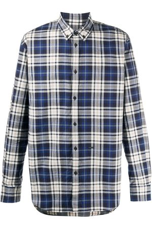 Dsquared2 Check-pattern long-sleeve shirt