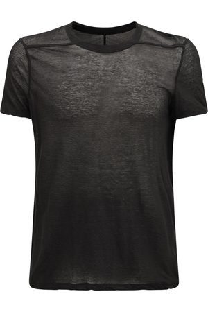 Rick Owens Cotton Jersey T-shirt