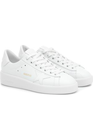 Golden Goose Pure Star leather sneakers