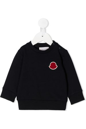 Moncler Logo-patch sweatshirt
