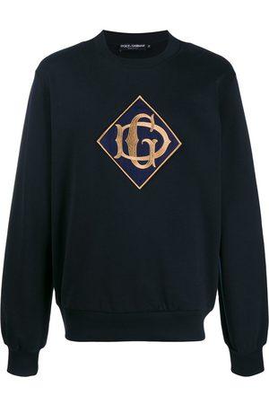 Dolce & Gabbana DG logo sweatshirt