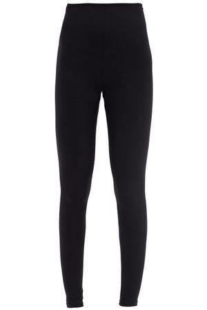 Commando Women Leggings - High-rise Stretch-jersey Leggings - Womens