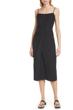 Frame Women's Twist Waist Midi Dress