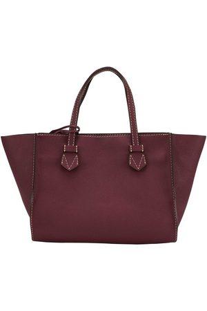 Moreau Paris Women Tote Bags - Bregancon mm zip bull skin