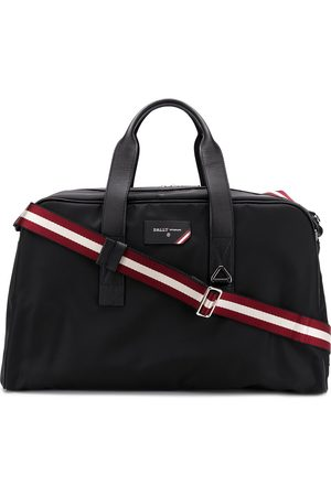 Bally Logo patch holdall