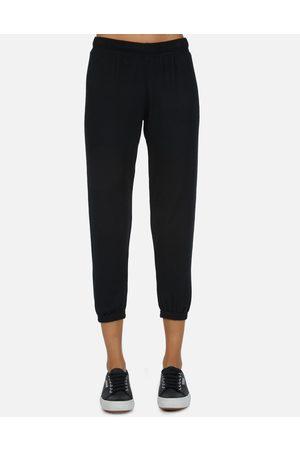 Michael Lauren Women Pants - Nate Core Crop Sweatpant - XS