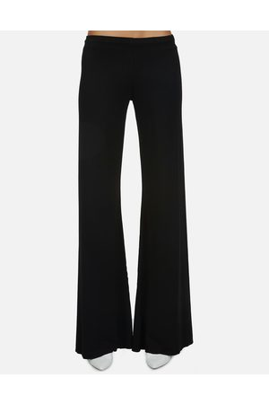 Michael Lauren Women Wide Leg Pants - Derby Core Wide Leg Pant - XS