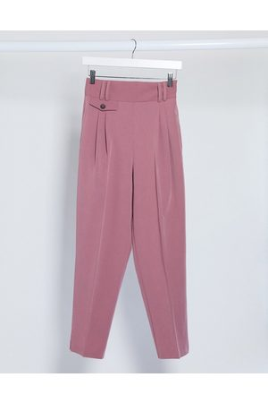 ASOS Tailored smart high waist balloon pants