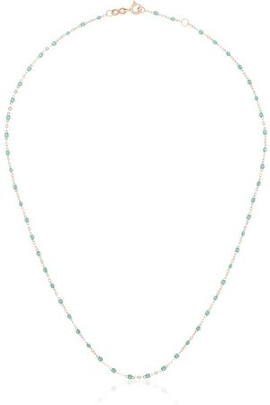 GIGI CLOZEAU Women Necklaces - 18kt rose beaded necklace